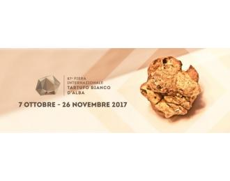 FIERA INTERNAZIONALE DEL TARTUFO BIANCO D'ALBA 2017